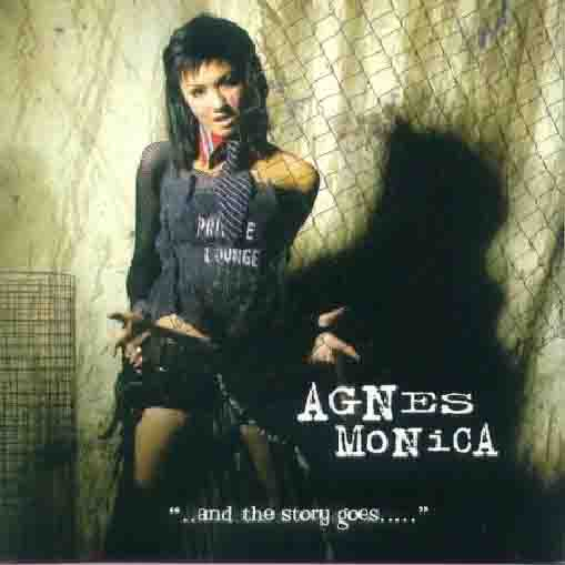 "Di balik penulisan lirik ""Ku T'lah Jatuh Cinta""AgnesMonica:"