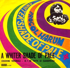 how to play whiter shade of pale by procol harum