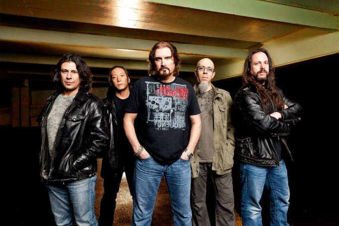 Dream Theater Formasi Baru 2011