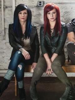 Skillet's Korey Cooper + Jen Ledger