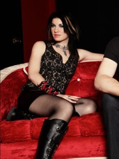 Sick Puppies' Emma Anzai