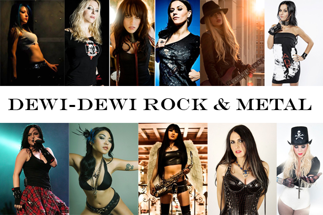 DEWI-DEWI ROCK & METAL