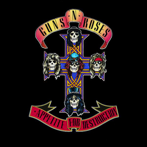 Guns N' Roses, 'Appetite for Destruction' – Best Debut Hard Rock Albums