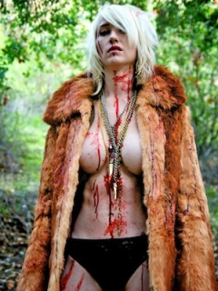 Huntress' Jill Janus