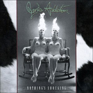 Jane's Addiction, 'Nothing's Shocking' – Best Debut Hard Rock Albums