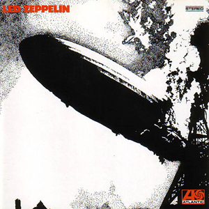 Led Zeppelin, 'Led Zeppelin' – Best Debut Hard Rock Albums