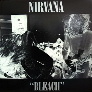 Nirvana, 'Bleach' – Best Debut Hard Rock Albums