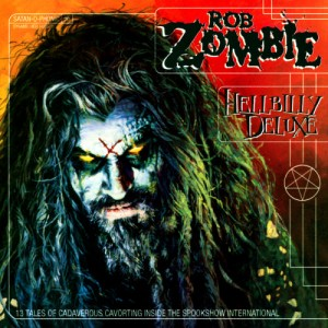Rob Zombie, 'Hellbilly Deluxe' – Best Debut Hard Rock Albums
