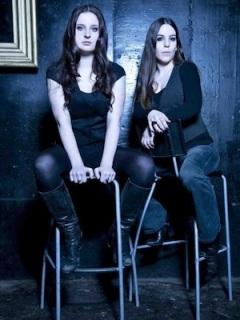 Eluveitie's Anna Murphy + Meri Tadic