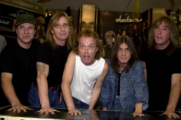 Band AC/DC Bubar ??!! Album Baru Akan Menjawab