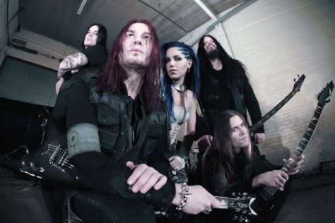 Arch Enemy, The Agonist's Alissa White-Gluz Announced as New Vocalist