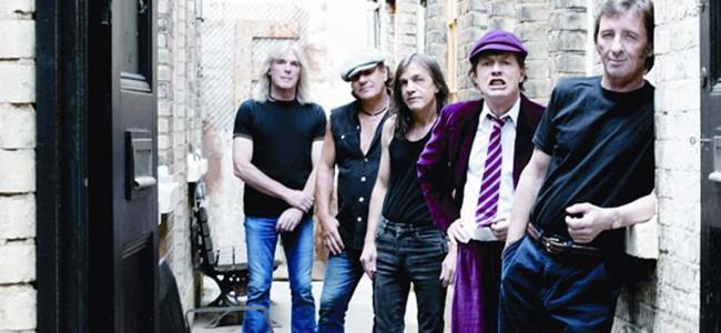 Album Baru AC / DC Telah Rampung