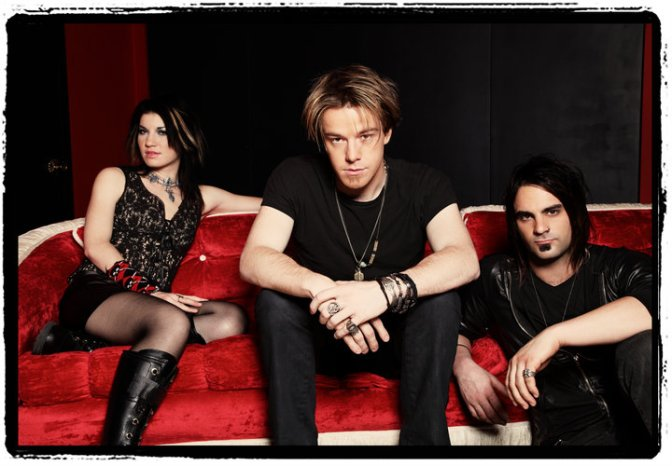 Sick Puppies, 'There's No Going Back' – Lagu Rock Terbaik 2013