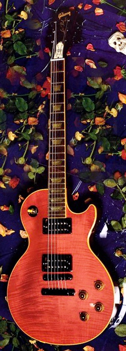 slash-signature guitar 01 les paul custom shop-1990.